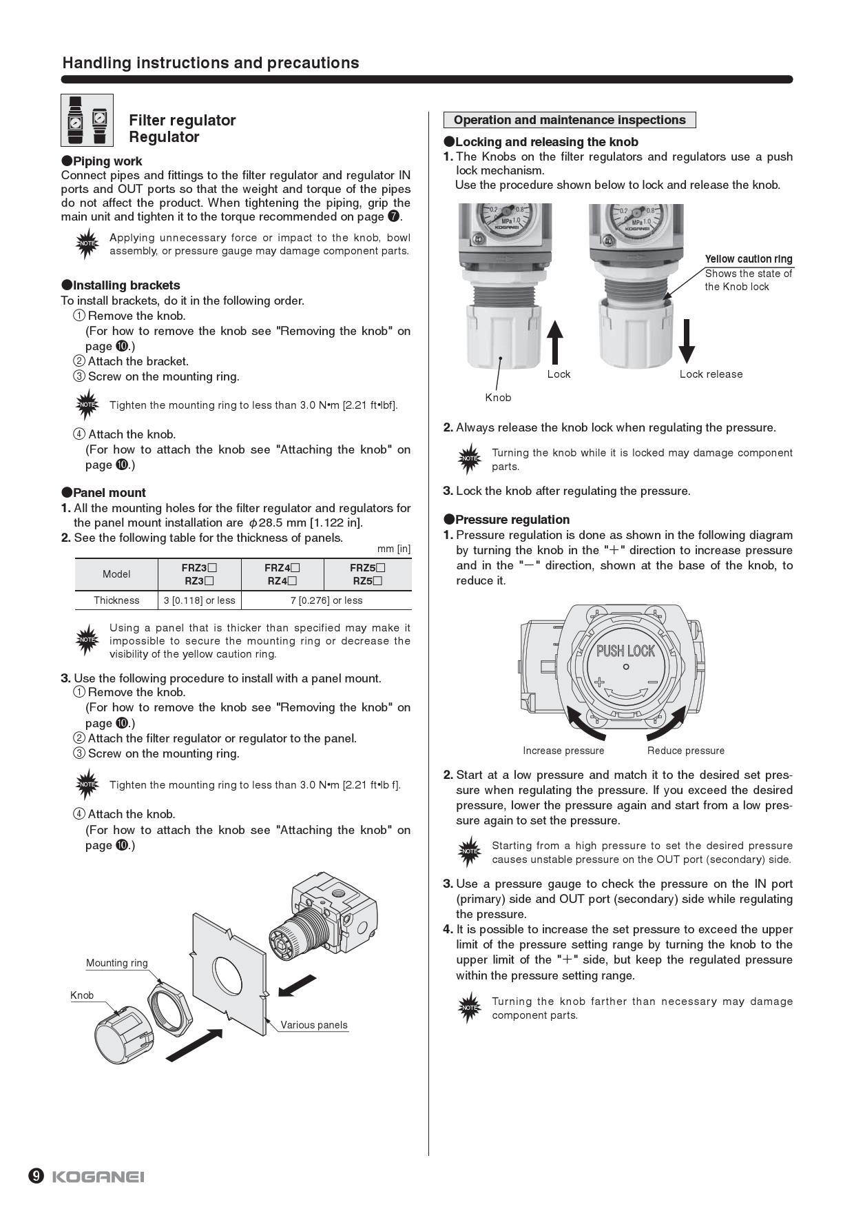 Product Detail | KOGANEI Corporation