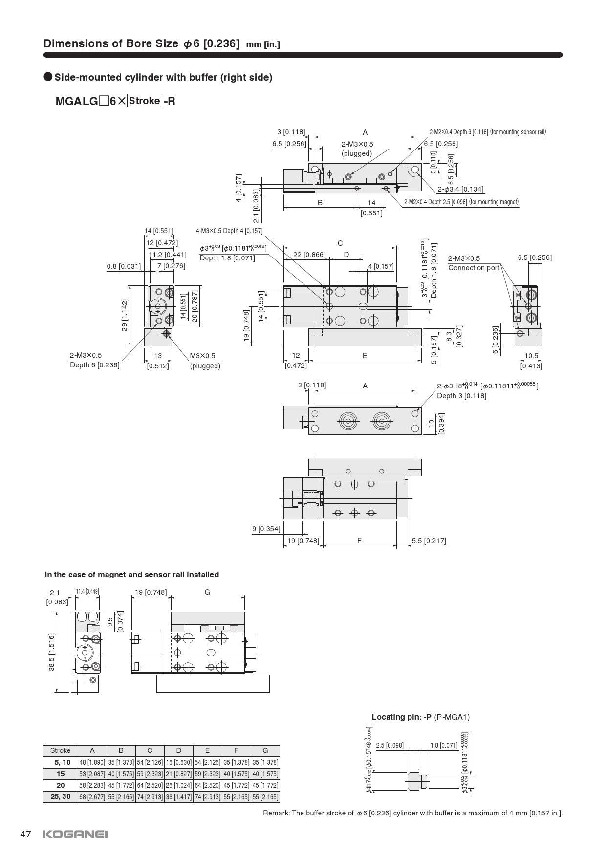 MGA_ALL_e_ver1_0 000047 196 mga wiring diagram detailed schematics diagram